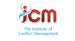 The Institute of Conflict Management Logo
