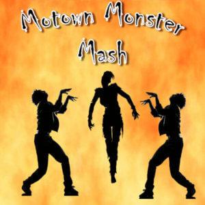 Motown monster mash charity event logo