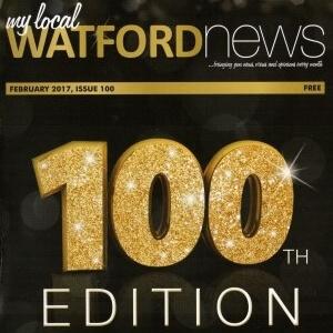 My News Magazine Cover