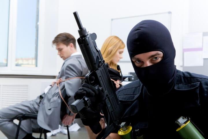 Photo of terrorist