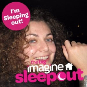 The Big Imagine Sleepout