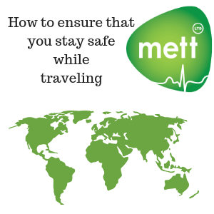 How to stay safe while travelling